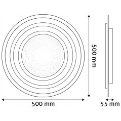Televizor LED Smart Horizon, 80 cm, 32HL7330F, Full HD